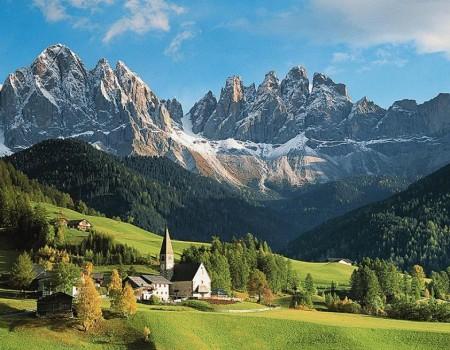 severna italia